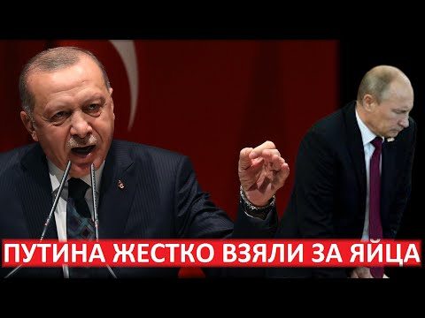 Эрдоган взял Путина