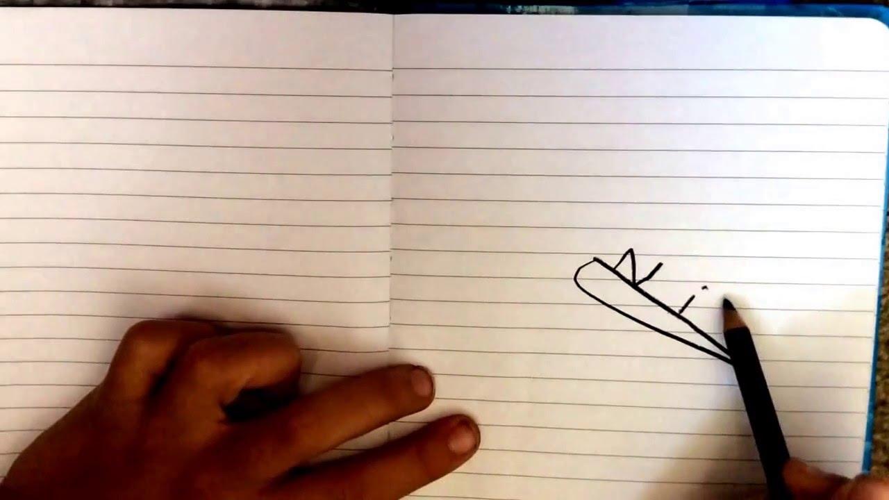 how to draw nike logo