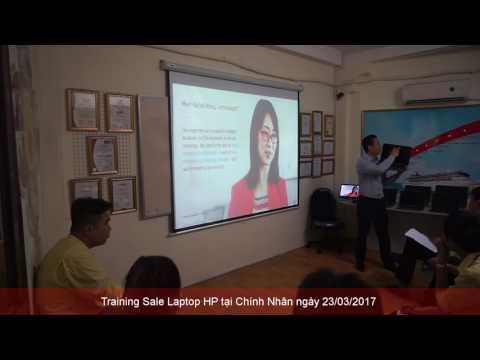 Training Sale Laptop HP tại Chính Nhân ngày 23/03/2017 (p4)