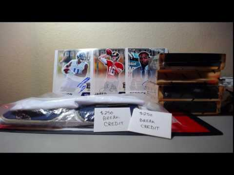Panini Rookie Premiere Hollywood Giveaway Random