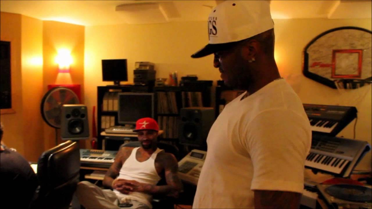 Grafh ft. Joe Budden - It's Just Music (Official) In Studio