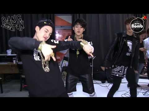 [ENG] 130620 [BANGTAN BOMB] Syub&Jin&Kook's Exciting Dance Moves
