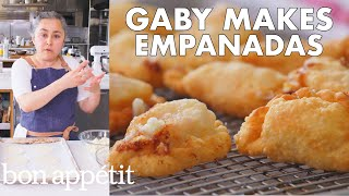 Gaby Makes Empanadas | From the Test Kitchen | Bon Appétit