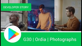 Android Developer Story: G30 | Ordia | Photographs - Winners of the Google Play Indie Games Showcase