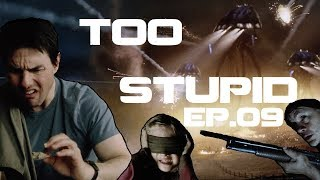 Advanced Sci-fi Civilisations Too Stupid To Really Exist Ep.09 - NOT Martians