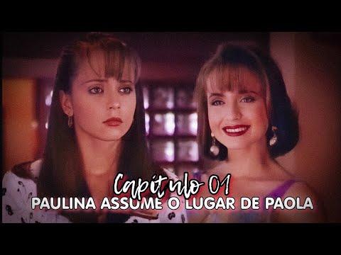 A Usurpadora - Capítulo  1 | Paulina Assume O Lugar De Paola Na Casa Dos Bracho
