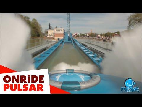 PULSAR: First On-ride video (POV) - Walibi Belgium