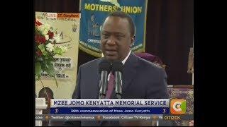 Uhuru Kenyatta: People call me 'Kijana', I am not that young