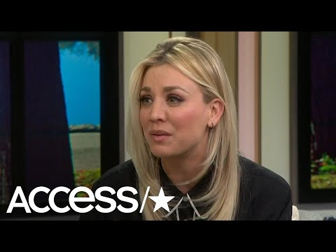 Kaley Cuoco Is 'Devastated' About The End Of 'The Big Bang Theory': 'I'm Barely Keeping It Together'