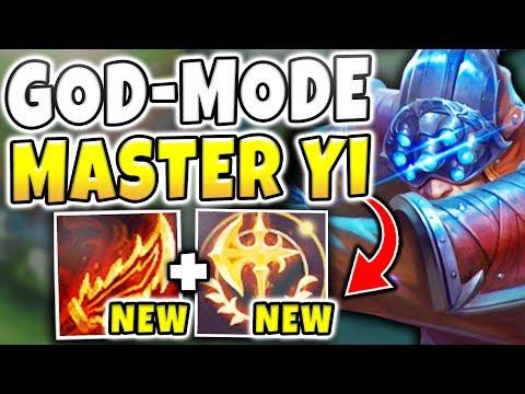 New Rageblade Keystone New World Record Dps S8 Master Yi Gameplay