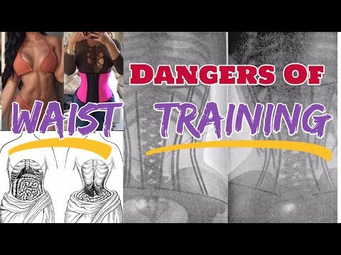 Dangers of Waist Training (Results, Before and After)