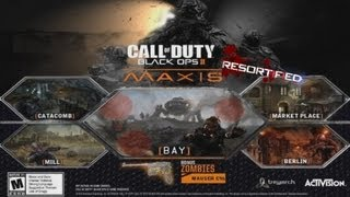 Leaked DLC5 Maxis Map Pack Confirmed FAKE! Catacomb, Bay, and Terrible Photoshops!