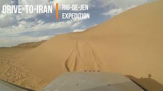 IRAN RIG-DE-JEN Expedition ( 4x4/ Moto )