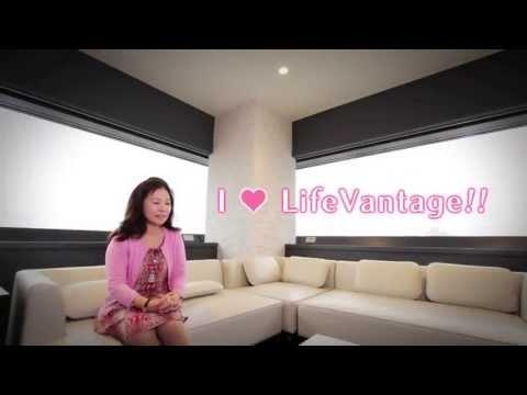 LifeVantage LifeStories featuring Mami Mori - Master Pro 10
