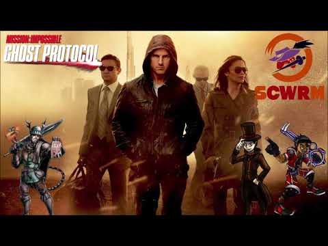 SCWRM Watches Mission: Impossible - Ghost Protocol (audio Commentary)