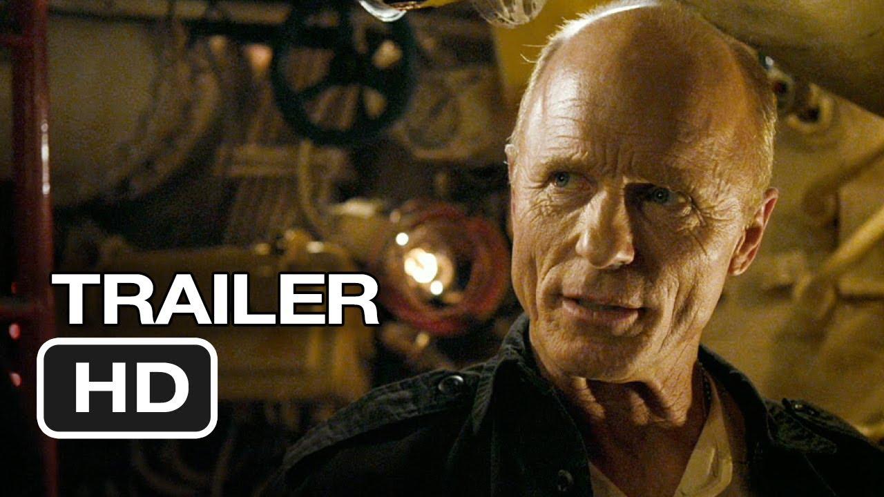 Download Phantom Official Trailer #1 (2013) - David Duchovny, Ed Harris Movie HD