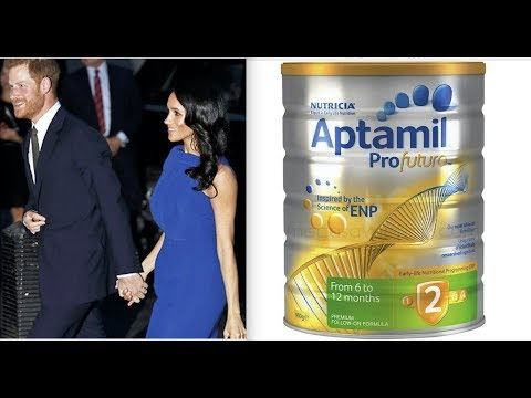 Meghan Markle's Pregnancy Highlights Baby Formula Crisis in Australia (2018)