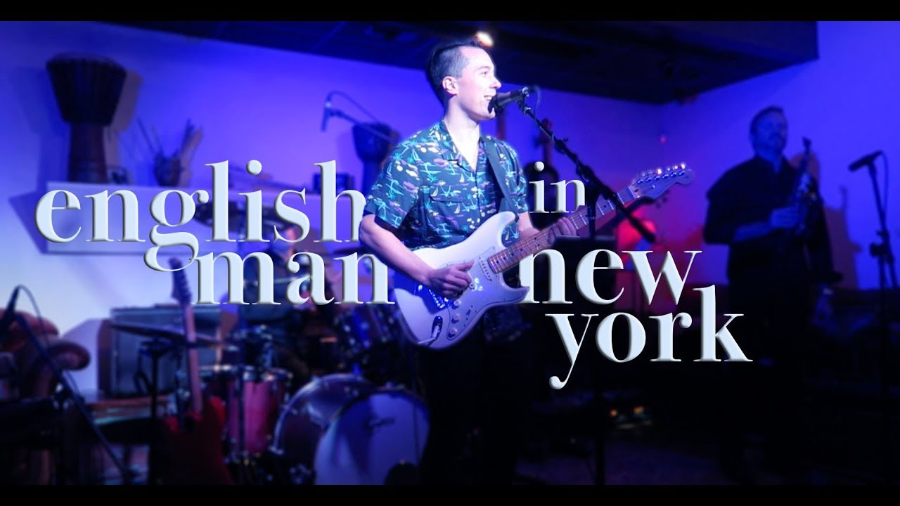 English man in New York - Sting | Renan Nerone Band (Live)