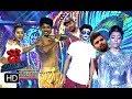 Dhee 10 | Special | 5th September 2018 | Full Episode | ETV Telugu