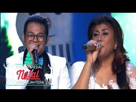 "Regina Feat. Mario ""White Christmas"" | Konser Spesial Natal | Rising Star Indonesia 2016"