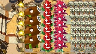 Plants vs Zombies 2 - Red Stinger and Coconut Cannon