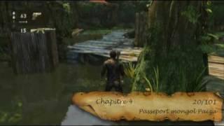 Uncharted 2 : -Liste des 101 trésors- Part1 (1-33)