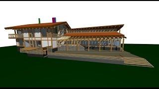 Уроки 3D Max. Экспорт модели из ArchiCAD в 3D Max(Скачайте курс по 3ds max бесплатно здесь ..., 2014-01-29T10:41:14.000Z)