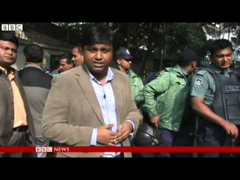 Bangladesh election protest sparks Dhaka clashes