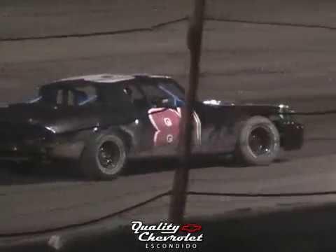 Pure Stock Main Barona Speedway 6-17-2017