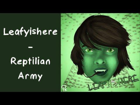 Leafyishere - Reptilian Army Fanart