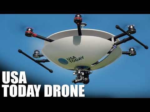 USA TODAY Drone - Back to the Future | Flite Test