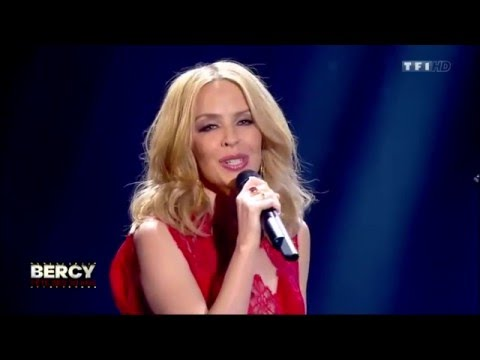 Kylie Minogue And  Matt Pokora - Only You ( Live at Bercy )