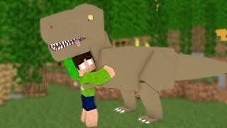 Minecraft : NOSSA PRIMEIRA VEZ - ARK CRAFT SURVIVAL #01