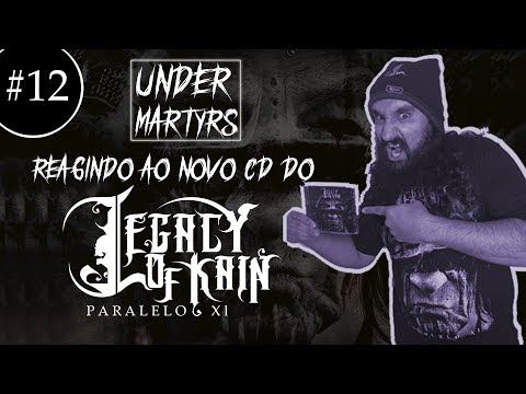 Reagindo ao novo CD do Legacy of Kain, Paralelo XI. Mp3