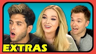 YouTubers React to Japanese Donald Trump Commercial (Extras #93)