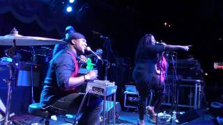 (HD) Soulive w/ Robert Randolph - Aint Nothing Wrong With That - Brooklyn Bowl - 3.5.11