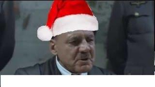 Hitler apprends que le Père Noel n'existe pas
