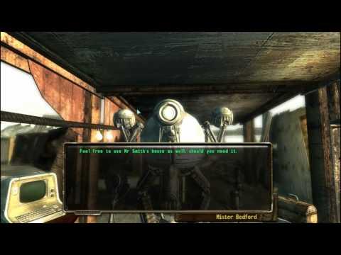 Fallout 3 Mods: Mr. Smiths Scrapyard - Part 1