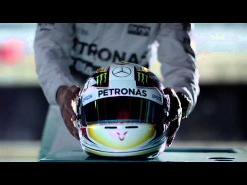 Lewis Hamilton - Better never quits