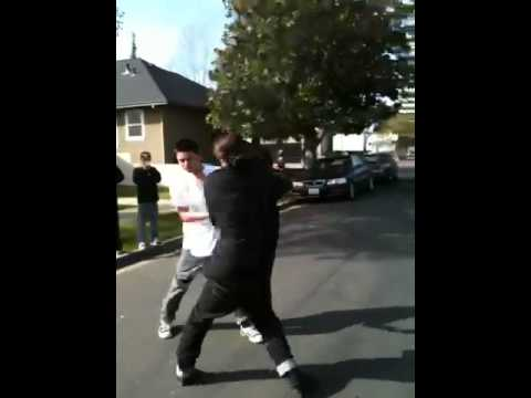 Redwood city fights