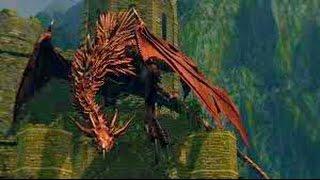 dark Souls: Как убить Красного Дракона (безопасный способ)