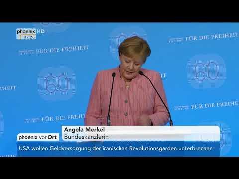 Ausschnitte aus dem Festakt der Friedrich-Naumann-Stiftung vom 11.05.2018