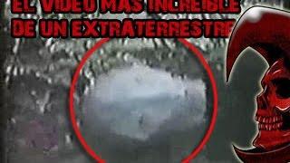 EL VIDEO MÁS INCREÍBLE DE UN EXTRATERRESTRE Parte 1@OxlackCastro