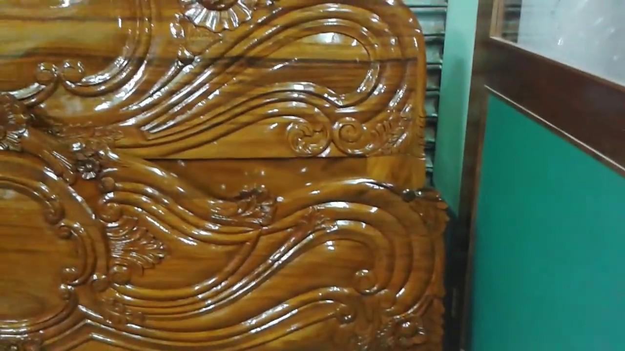 Shisham Wood Box Bed/বক্স খাট/लकरि का वक्र खाट (S.F/B.B -1) - YouTube