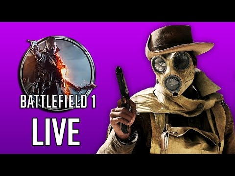 WAR NEVER CHANGES!   Battlefield 1 Multiplayer (LIVE)