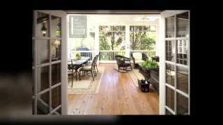Screen Porch floors in Nashville by The Porch Co
