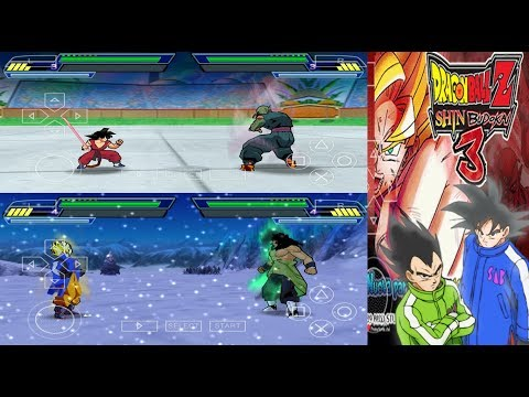 DESCARGA Nuevo MOD DBZ Shin Budokai 3 !!!!!!!!! - The Most Popular