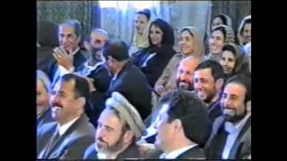 سخنرانی انجنیر جان محمد خان در همایش کاندیداتوری دکتر لطیف پدرام در انتخابات سال83