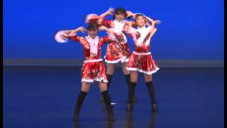 伯裘書院舞蹈組榮獲 第五十二屆學校舞蹈節 爵士舞 三人舞 甲