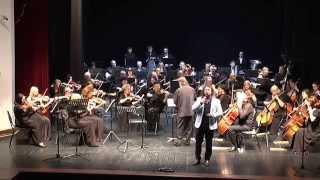 Martin ALVARADO with Pacific Symphony Orchestra in Vladivostok (Russia) 06.11.15